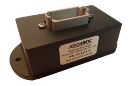 Axiomatic AX1418X0 SAE J1939 Protocol Converter