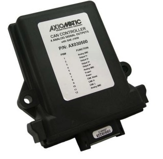 Axiomatic CAN Controller - Distributed input-output for Engine Control Systems