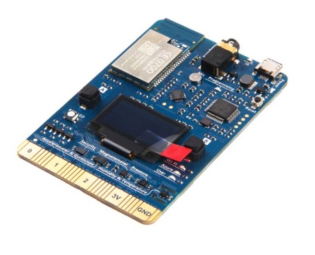 Plugable MXChip AZ3166 IoT DevKit Compatible with Microsoft Visual Studio and Azure