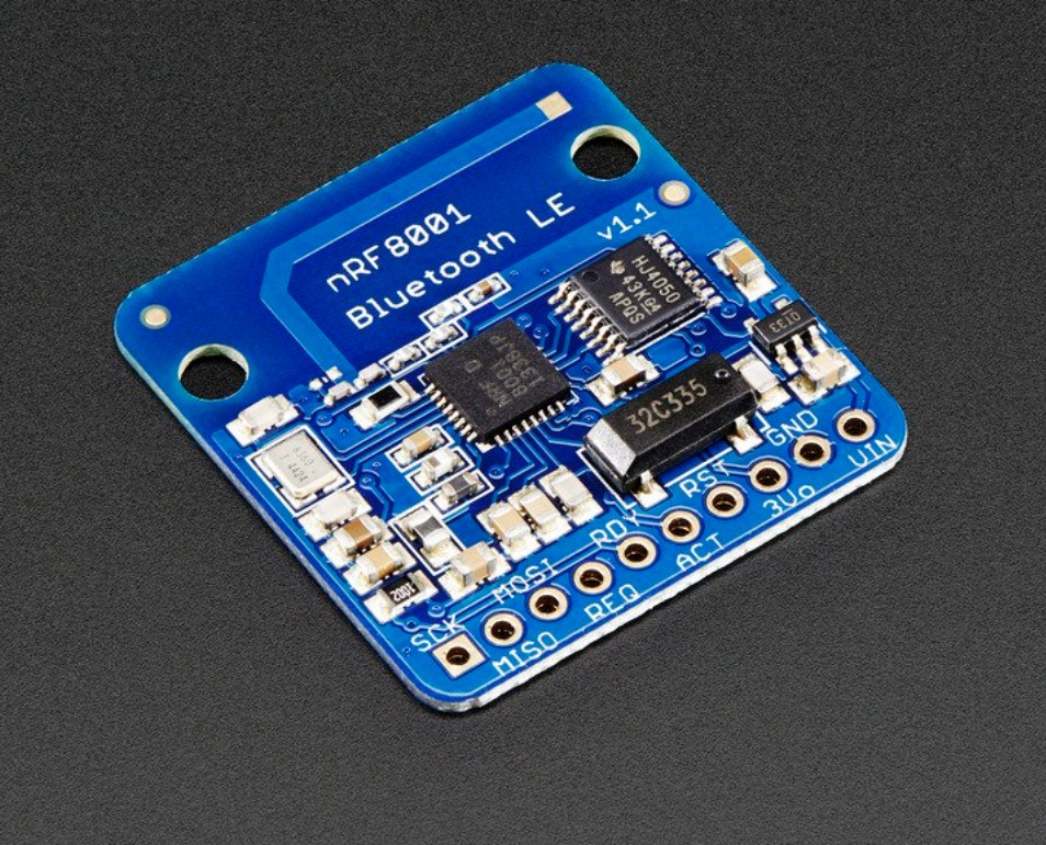 Bluetooth Low Energy Ble Breakout Board Connects Arduino To Ios Or Android Devices Copperhill