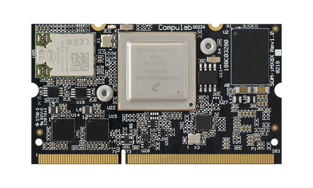 Compulab CL-SOM-iMX8X - NXP i.MX8X System-on-Module