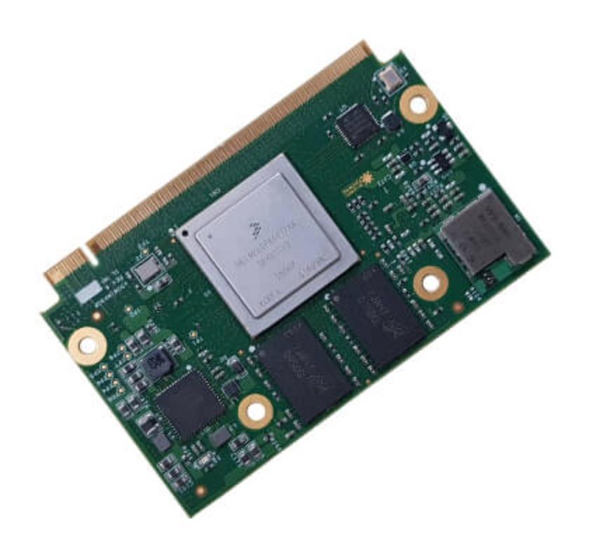 e-con Systems eSOMiMX6PLUS - iMX6 QuadPlus/DualPlus SOM