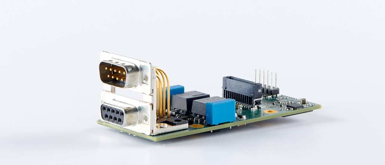 Eltec - CAN Bus Interface For In-Vehicle Networks And Rail Vehicle Applications