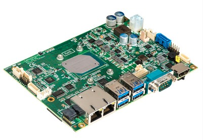 Axiomtek CAPA310 - Embedded SBC with Intel Atom x5-E3940 Processor Designed For Industrial IoT Applications