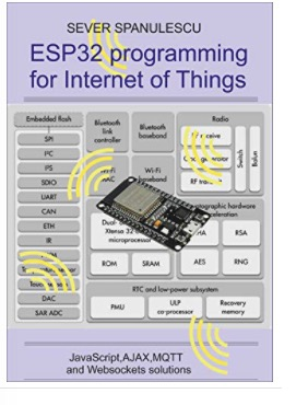 ESP32 programming for the Internet of Things: HTML, JavaScript, MQTT and WebSockets solutions