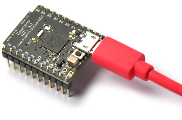 Espruino - Open-Source JavaScript Interpreter For STM32 Microcontrollers