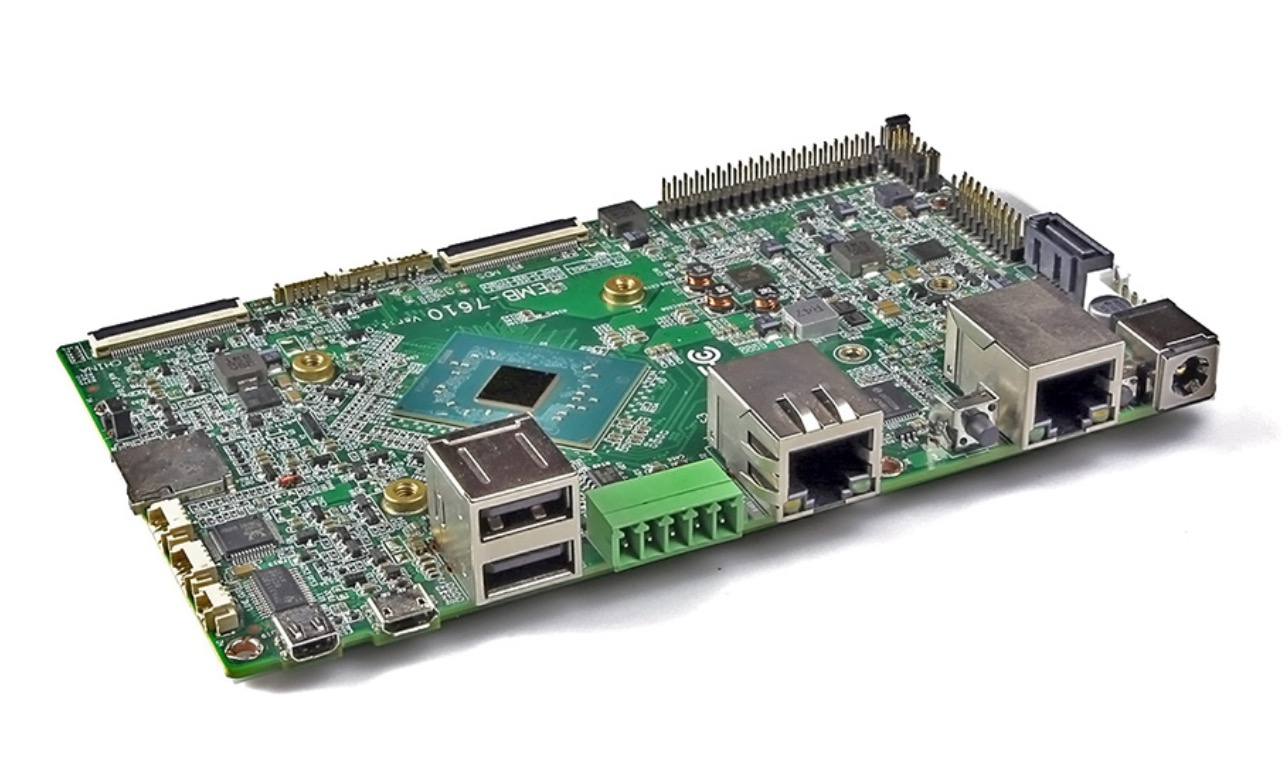 Intel Apollo Lake Celeron Industrial Embedded Board Suitable For In