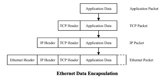 Ethernet Data Encapsulation