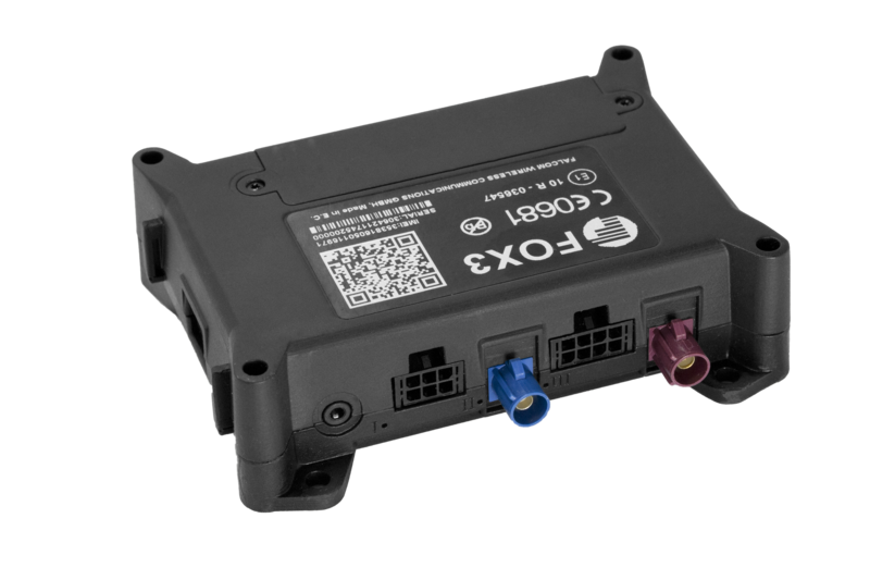FALCOM FOX3-2G Series - Advanced Vehicle Tracking Device
