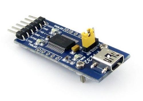 FT232 USB Mini UART Board