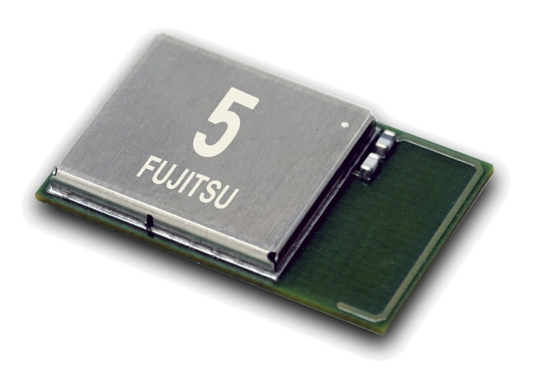 FUJITSU Component Wireless Modules Bluetooth Version 5.0 with Firmware Central/Peripheral FWM7BLZ20B