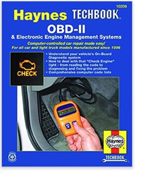 OBD-II & Electronic Engine Management Systems (96-on) Haynes TECHBOOK (Haynes Repair Manuals)