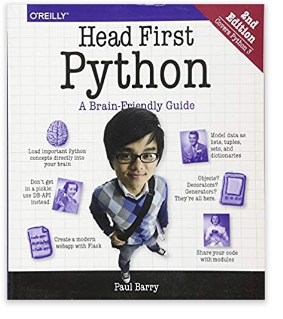 Head First Python: A Brain-Friendly Guide