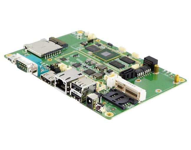 "iBASE IBR117 - Low-Power 3.5"" SBC with NXP ARM Cortex-A9 i.MX 6Dual 1GHz Processor"