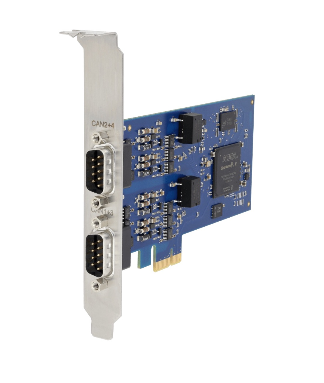IXXAT CAN-IB640/PCIe Active CAN FD Interface for PCI Express