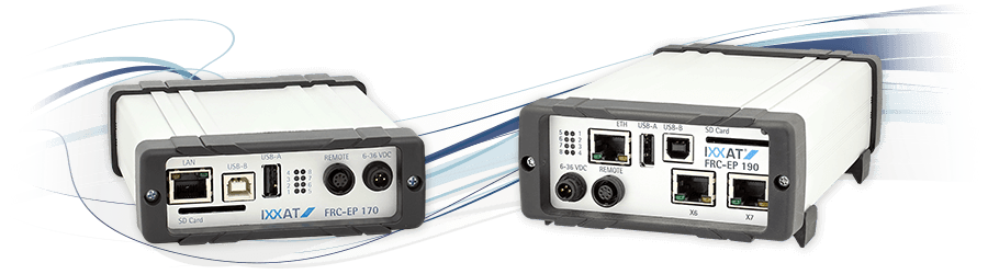 IXXAT FRC Embedded Platform For Automotive Applications