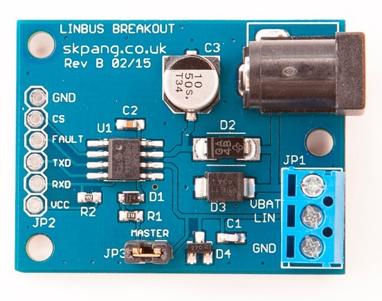 Copperhill Technologies - LIN Bus to UART Breakout Board For Embedded Systems.jpg