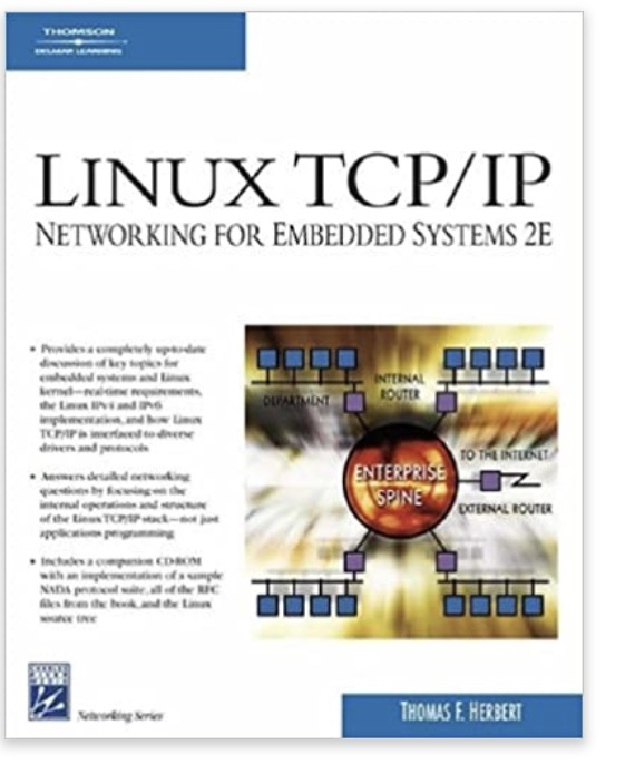 Linux TCP/IP Networking for Embedded Systems