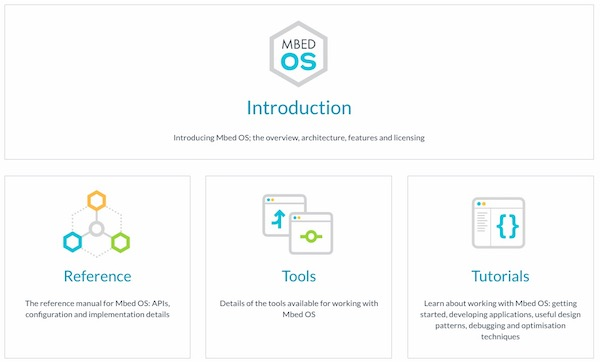 Mbed OS Documentation