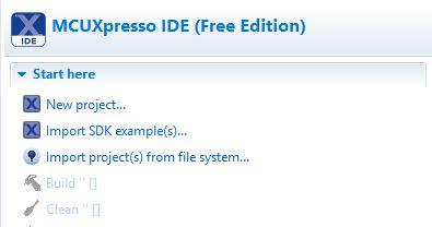 LPC1768/1769 - ARM Cortex M3 Development - MCUXpresso IDE