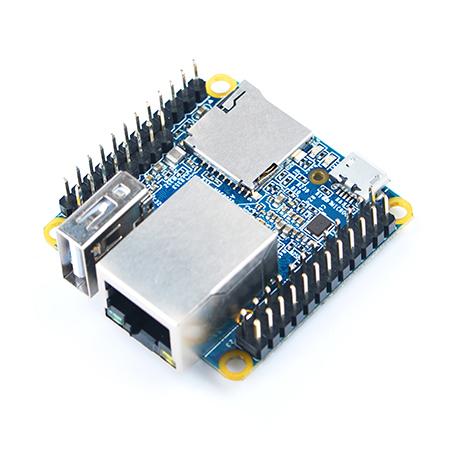 NanoPi NEO is an Allwinner H3 based ARM board