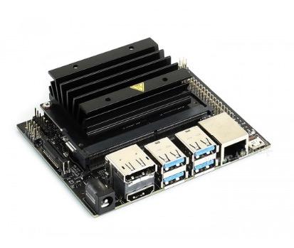 NVIDIA Jetson Nano Developer Kit, Small AI Computer