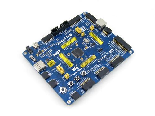 Open1768 - LPC1768 ARM Cortex M3 Development Board With MCUXpresso IDE