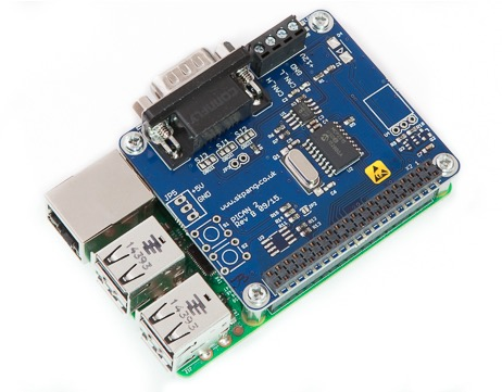 PICAN2 - Raspberry Pi CAN Bus HAT Supports SocketCAN and