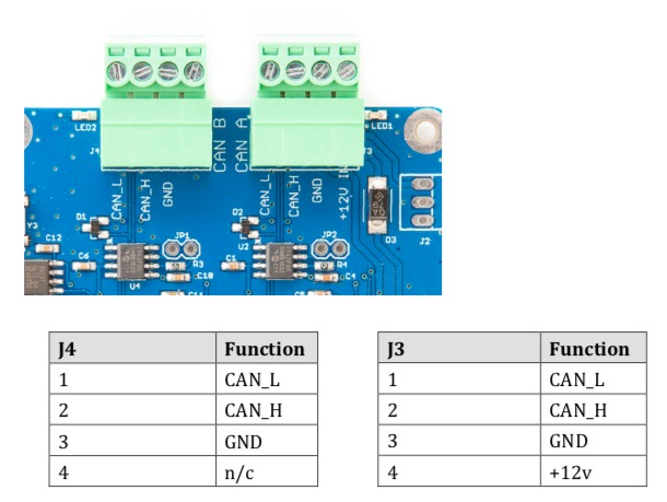 PiCAN FD - CAN Bus FD Duo Board with Real Time Clock for Raspberry Pi - Screw Terminals