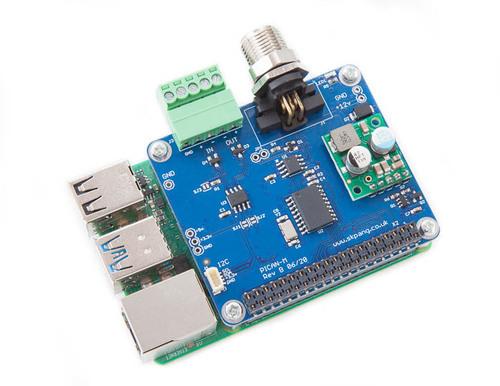 PICAN-M - NMEA 0183 & NMEA 2000 HAT For Raspberry Pi