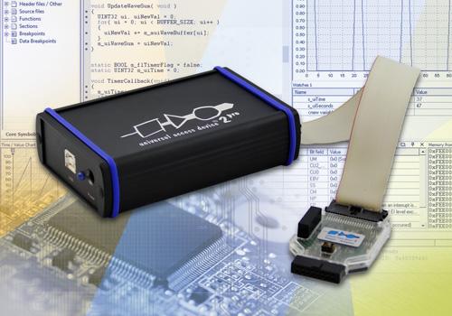 PLS Development Tools - Universal Debug Engine UDE and Microcontroller Debugger