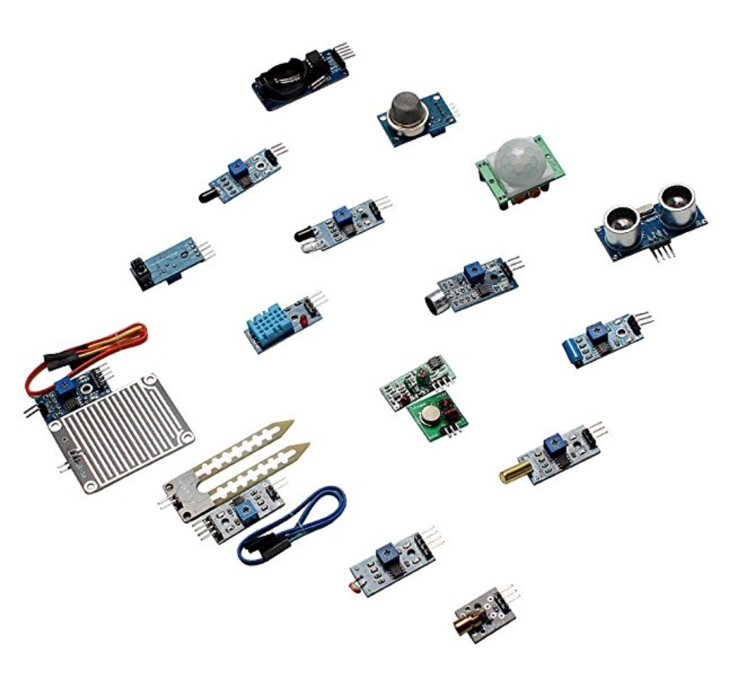 Raspberry Pi And Arduino Internet-Of-Things (IoT) Development Kits