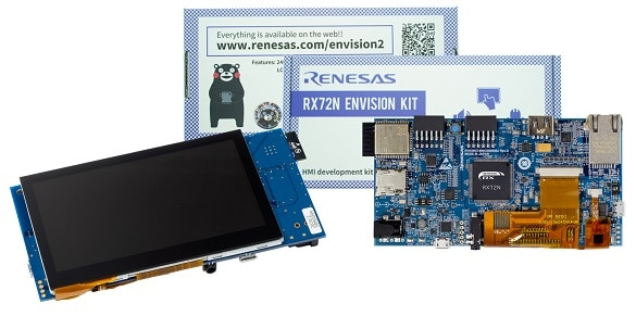 RX72N Group of Microcontrollers by Renesas Electronics Corporation