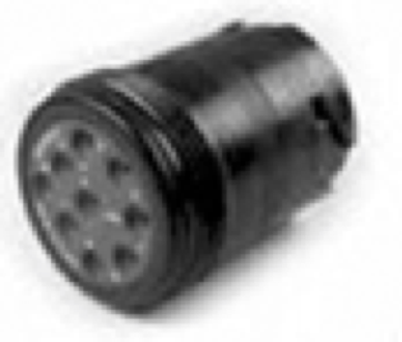 J1939/13 defines a standard connector for diagnostic purpose. The connector is a Deutsch HD10 - 9 – 1939 (9 pins, round connector).