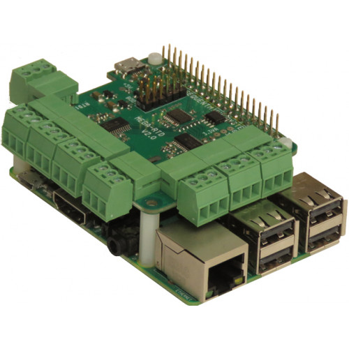 Sequent Microsystems 8 Channel RTD Data Acquisition for Raspberry Pi