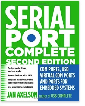 Serial Port Complete Addresses COM Ports, USB Virtual COM Ports, and Ports for Embedded Systems