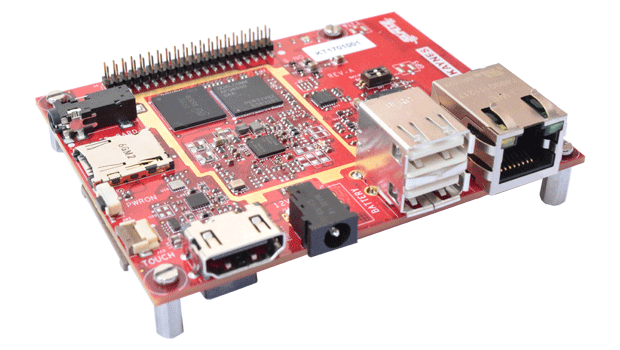 SKATE-212 : SBC BASED ON QUALCOMM® SNAPDRAGON™ 212