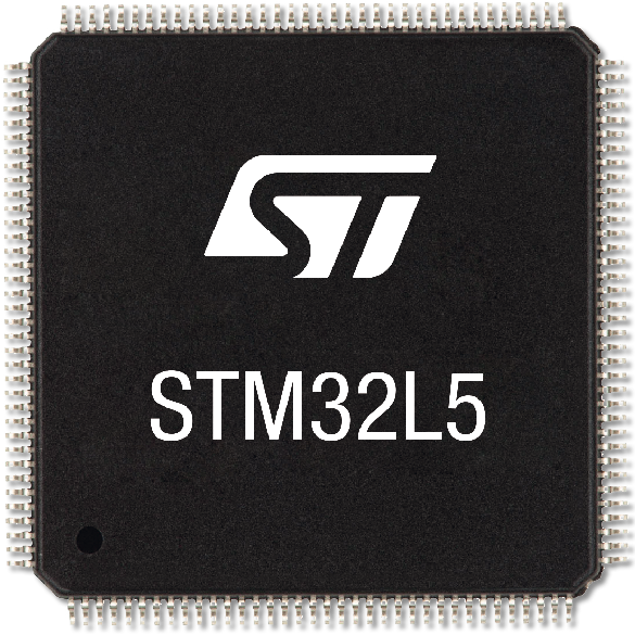 STM32L5 series of Ultra-low-power MCUs