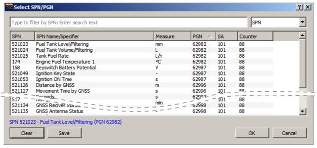 Technoton MasterCAN Display 35 Configuration