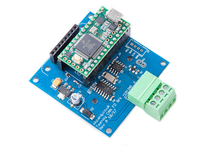 Mini Pci Express Real Time Interface For Can Bus Or Can Fd