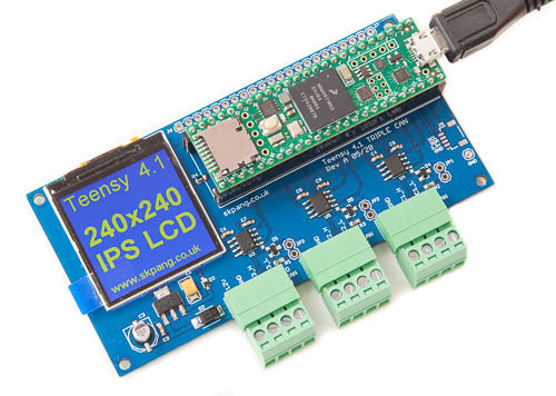 Teensy is a line of hardware boards designed to offer maximum I/O capabilities, backed up by a slew of fully featured software libraries designed to run on Arduino.