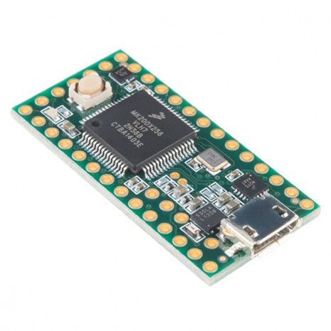 Teensy USB Development Board