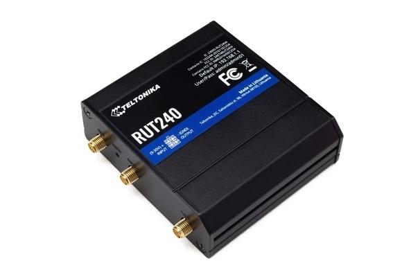 Teltonika RUT240 Industrial Cellular Router