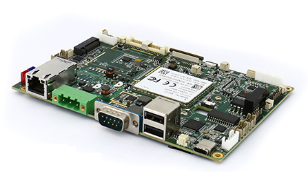 Winmate IQ30 - 3.5-inch Embedded SBC Board on Qualcomm Snapdragon 660 for Industrial IoT Applications