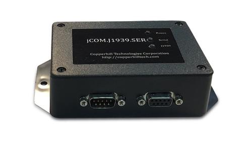 jCOM.J1939.SER - RS232 USB Gateway to SAE J1939