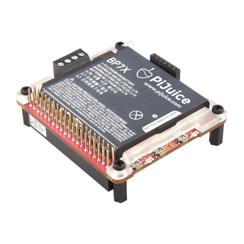 PiJuice - Uninterruptible Power Supply For Raspberry Pi