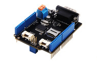 CAN-BUS Shield V2 With Micro SD Card Slot