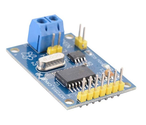 MCP2515 CAN Bus Breakout Board With SPI Interface