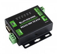 Industrial RS232/RS485 to Ethernet Gateway & Protocol Converter