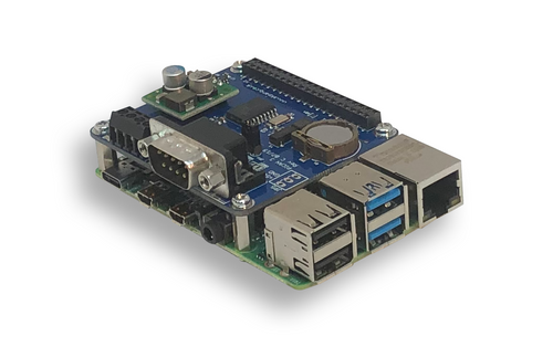 Raspberry Pi 4 With PICAN3 CAN Bus HAT